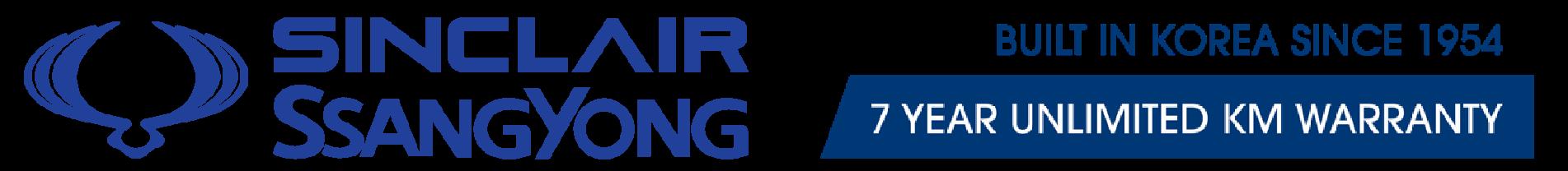 Sinclair Ssangyong